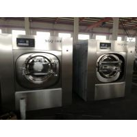 大型宾馆酒店布草洗涤厂用洗衣机设备操作方法