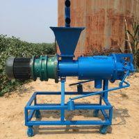 厂家推荐新款粪便处理设备/家禽养殖场用/高效率粪便干湿分离机