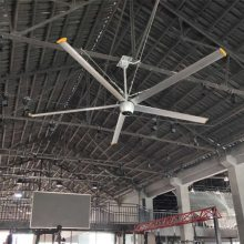 上海8米工业大吊扇定制直流吊扇 上海爱朴环保科技供应