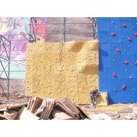 供应比赛专用攀岩墙,专用于室内室外人工攀岩设施建造