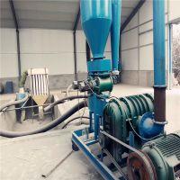 移动全自动吸粮机环保 24孔沙克龙降料气力输送机