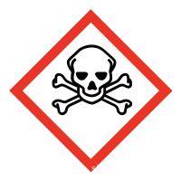 GHS 全球化学品分类标签 危害性信息公示 标识牌签 厂家定制直销