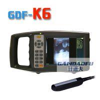 羊驼测孕兽用B超价格 兽用B超测羊驼怀孕GDF-K6