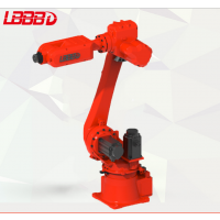 自动喷涂喷漆机器人机械手 机器人自动喷涂生产线 六轴工业机器人