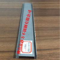 专业酒店定制 木纹不锈钢装饰线条 镂空酒店门框包边线条