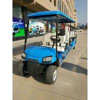 傲森供应AS-008 8人座任意颜色均可定制公园景区电动观光车酒店接待车