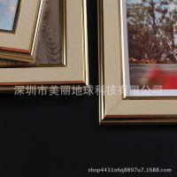 韩式9格相框摆台创意连体组合儿童婚纱写真生日礼物土豪金九宫格