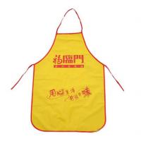 惠州广告围裙定做/商场促销围裙价格/美容院围裙批发