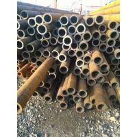Q345D无缝钢管小口径Q345D钢管物流发货