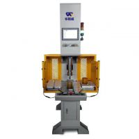 电子压力机的优势和特点,苏州精密伺服压装机