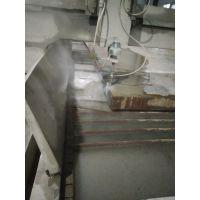 12MM铜板切割 铝板镂空 铁板屏风深圳水切割加工