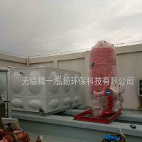 不锈钢消防水箱 304焊接水箱无锡厂价直销