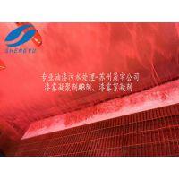 供应南通喷漆房油漆污水处理用漆雾凝聚剂ab剂 25kg/桶