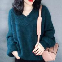 湖南长沙杂款女士羊毛衫批发市场 冬新款学生小清新毛衣女打底衫 2018韩版高领套头针织衫长袖女