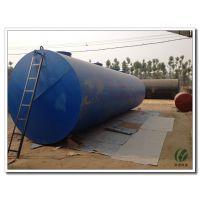 锡林郭勒盟杀宰羊污水处理设备/乌兰察布地埋式生活污水处理设备