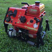 日本东发V20D2EXJIS V20D2SEXJIS手抬式机动消防泵