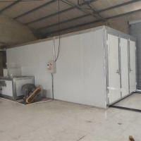 天然气加热高温烤箱 烤漆房 喷塑高温烘干设备 鸿鑫专业制造