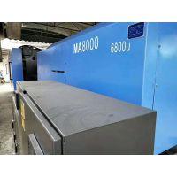 海天注塑机MA800吨工厂低价转让