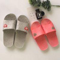 2018新款家居拖鞋浴室室内鞋防滑软底塑料拖鞋一字拖男女厂家直销