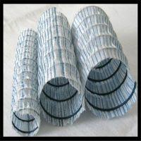 江西厂家供应软式透水管 土工排水透水管盲管 100mm蓝色铁丝透水管