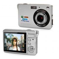 新款数码像机DCK09数码卡片照相机正品1800万像素高清录像闪光灯