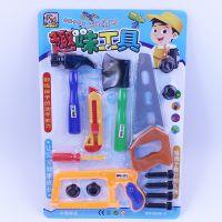 儿童益智木工维修工具玩具套装9988-2