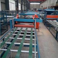 汉林机械供应高效多功能制板机设备 门芯板设备厂家 一机多用