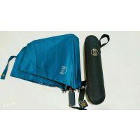 带礼盒折叠伞、五折遮阳伞、定制logo广告伞