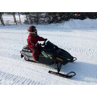 大黄鸭厂家 进口款 ZR120(儿童版)庞巴迪 青年(15-35)雪地转转规格 儿童嬉雪场