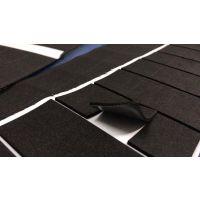厂家生产 黑色eva胶垫 防火eva胶垫 单面背胶