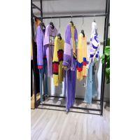 广州YDG品牌女装专柜正品休闲外套连衣裙走份批发价格便宜