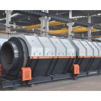 大型木粉滚筒筛厂家-木粉分级滚筒筛价格-滚筒式筛木粉机参数原理特点