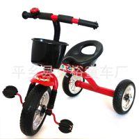 滑轮婴儿童车厂价直销儿童三轮车代步脚踏自行玩具车宝宝简易骑行