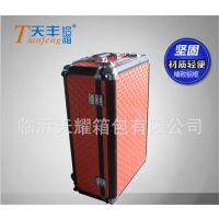 拉杆箱加工定制 铝合金拉杆箱登机箱