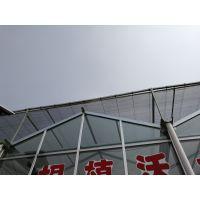 湖南郴州连栋纹络尖顶玻璃温室厂家报价 建设哪家强