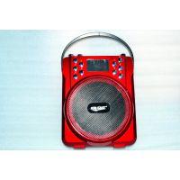 大功率扩音器G52广场舞地摊音箱 支持录音播放扩音机35W