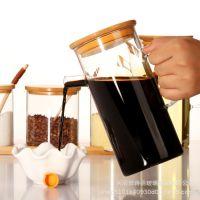 无铅玻璃防漏耐腐蚀玻璃油壶酱油瓶 醋瓶 调料瓶 厨房用品蜂蜜罐