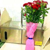 曲阜市一九机械厂家供应健康环保无毒农用蔬菜扎捆机 小型农用扎捆机