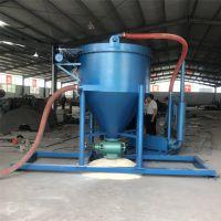 陶瓷粉装罐车气力输送机 多功能粉料输送机 农友移动进料吸灰机