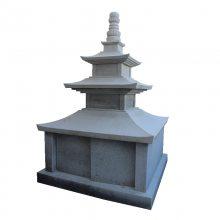石塔雕刻石头 多种天然石材加工而成舍利塔 欢迎现场参观