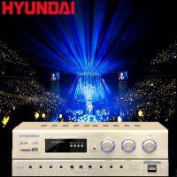 现代AV1200功放家用KTV舞台音箱专业卡包音响功放时尚AV功放机