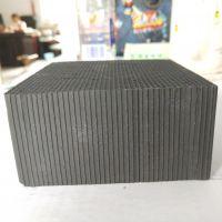 蜂窝活性炭砖 烟气脱硫废气处理 高纯果壳蜂窝活性炭砖