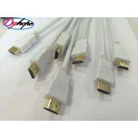 厚普 1.2M 双Type-c线 白色 快速 多面手 双向 后向兼容即正反面可插方便使用