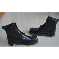 源头工厂一件代发现场勘查鞋勘验鞋勘探鞋防滑防臭防穿刺防砸真皮