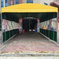 供应福建PVC2*3涂塑布帐篷围布户外四脚折叠遮阳棚雨棚四角摆摊伞四面透明