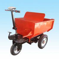 批发供应可人骑果园大棚运输车 自卸料带翻斗运输车 经济实用