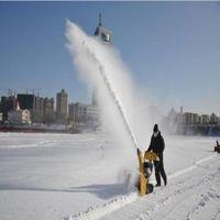 现货供应电启动汽油小型除雪机 工厂小区道路扫雪机