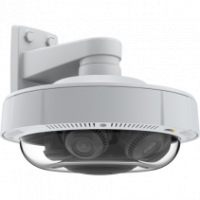 安讯士AXIS P3717-PLE全景半球网络摄像机