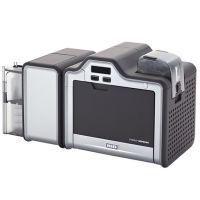 fargo hdp5000双面彩色打印机IC卡打印芯片卡证卡打印机热转印技术