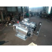 供应不锈钢可拆卸卸灰阀 天圆地方卸料器厂家--沧州金阳环保